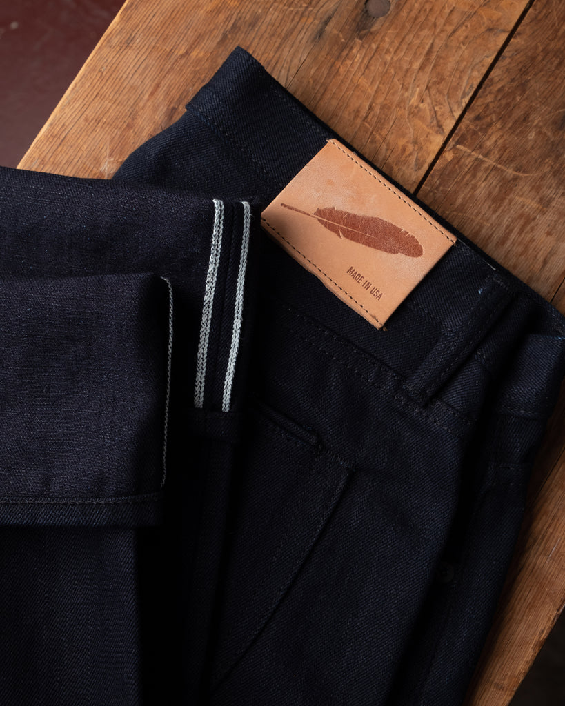 Rogue Territory Standard Issue Jeans in Three Fabrics