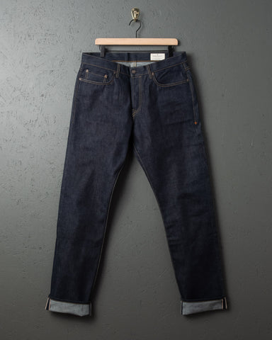 imogene+willie Barton Slim Jeans - Raw Selvedge
