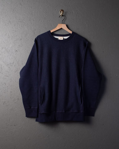 3sixteen Heavyweight Crewneck Sweatshirt - Indigo