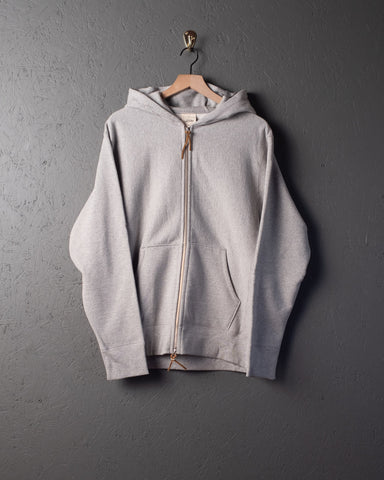 3sixteen Heavyweight Hoody - Gray