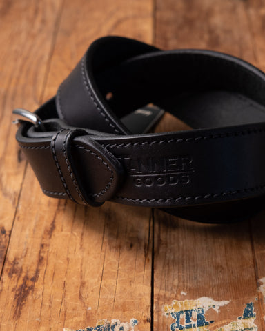 Tanner Goods Heritage Belt - Black