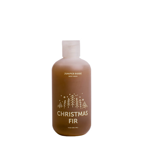 Juniper Ridge Christmas Fir Body Wash - 8 oz.