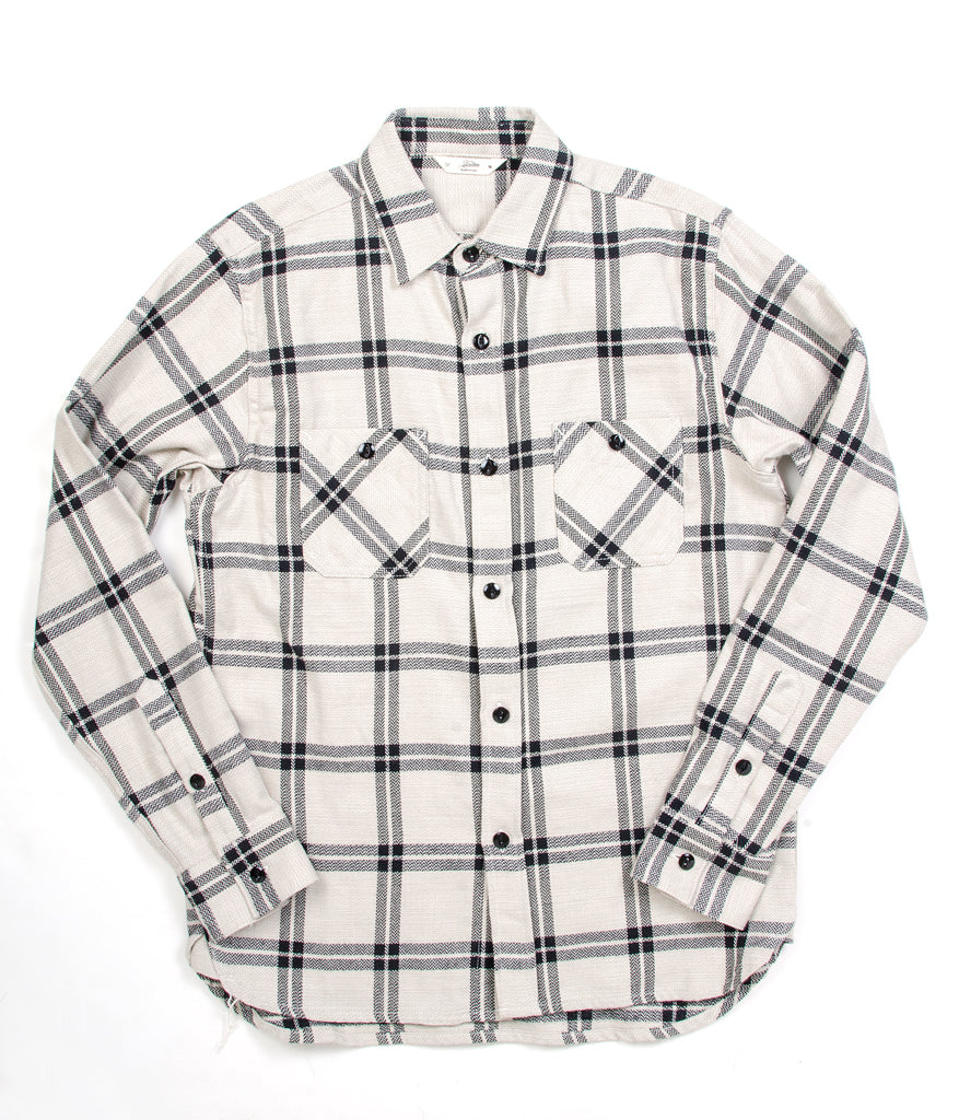 3sixteen LS Utility Work Shirt - Flannel
