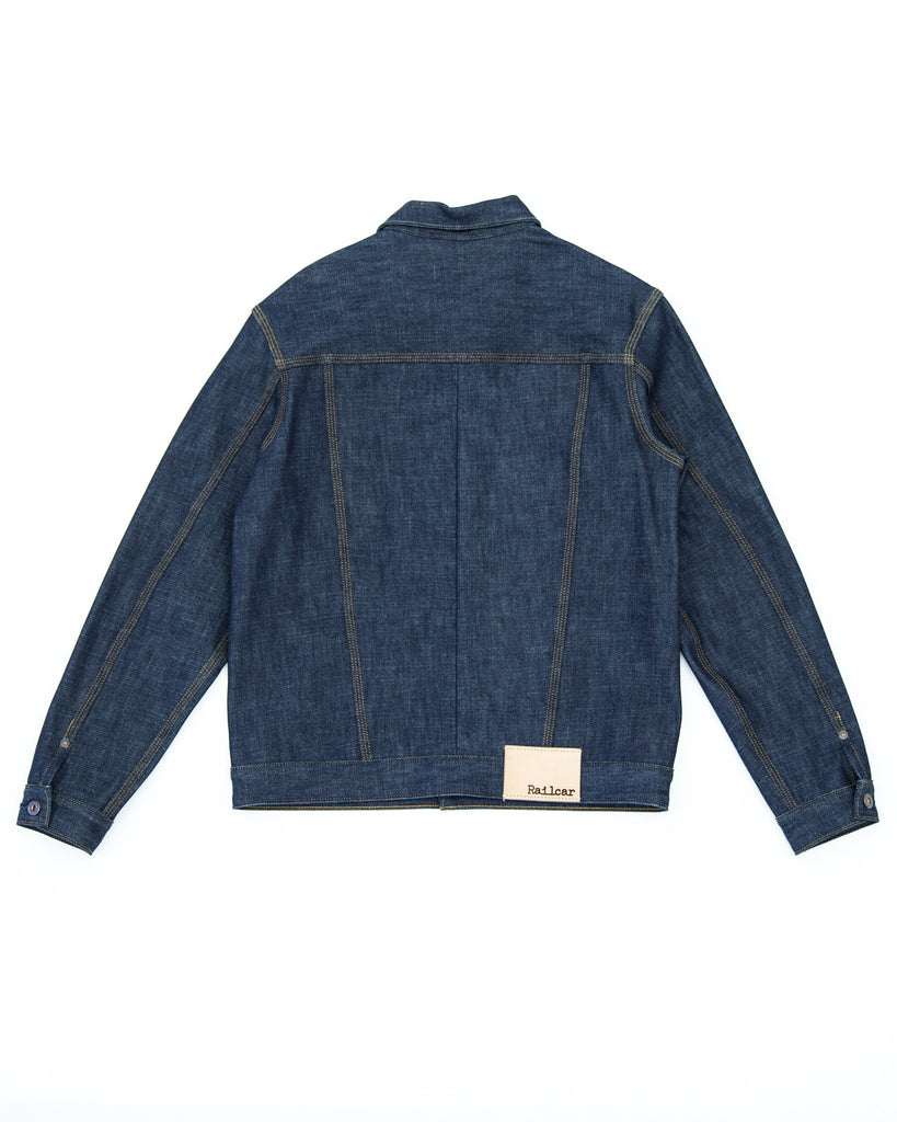 Railcar Deuce Denim Jacket