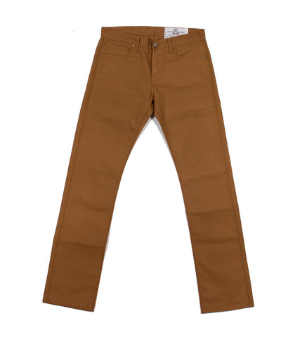 Rogue Territory Canvas Stanton Jeans - Copper