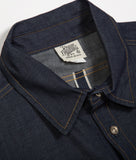 Railcar Felon Long Sleeve - Japanese Selvedge