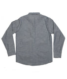 Railcar Long Sleeve Shirt - Hickory Stripe