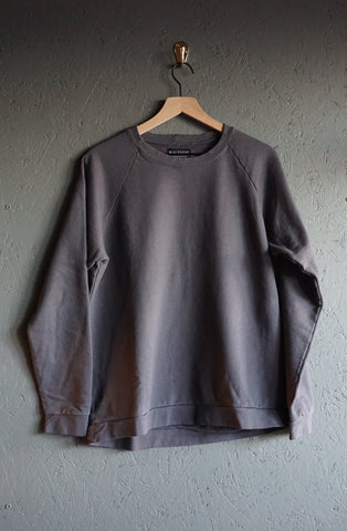 Raleigh Raglan Sweatshirt - Lunar Grey