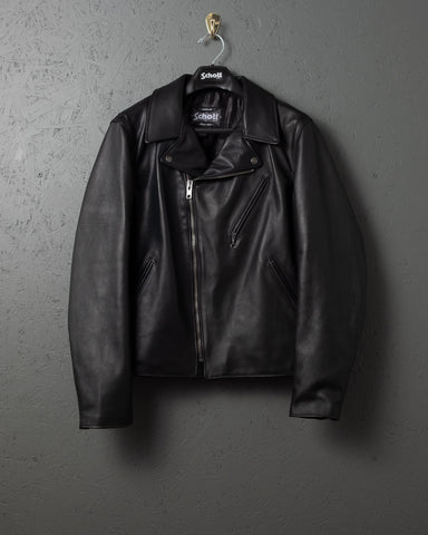 Schott Perfecto 503 Black Leather Jacket