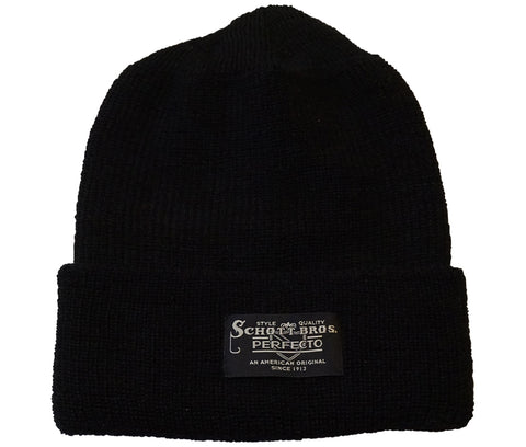 Schott NYC Wool Watch Cap