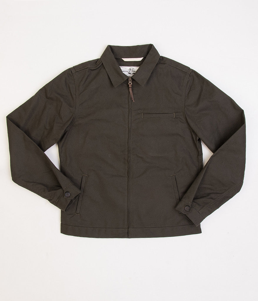 Rogue Territory Canvas Ranger Jacket - Pine
