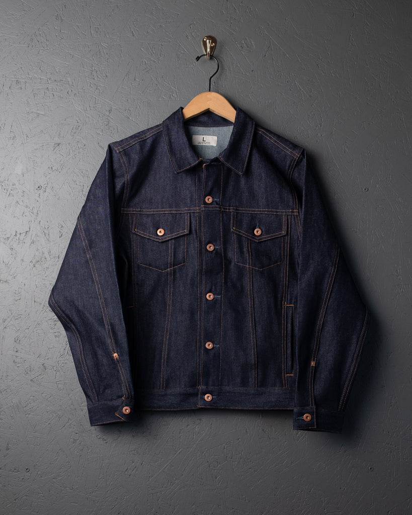 Tellason Stock Jean Jacket