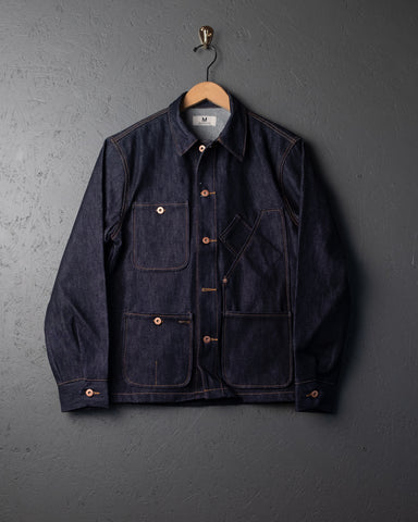 Tellason Stock Coverall Jacket