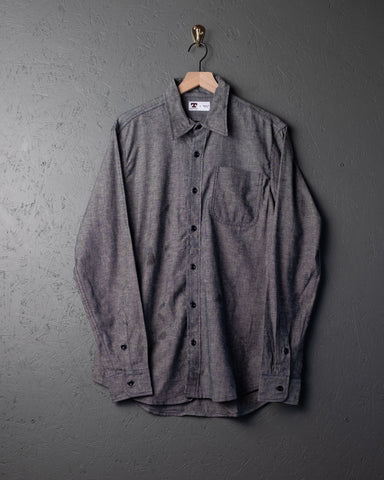 Tellason W10 Japanese Linen/Cotton Shirt
