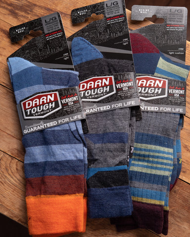 Darn Tough Crew Socks