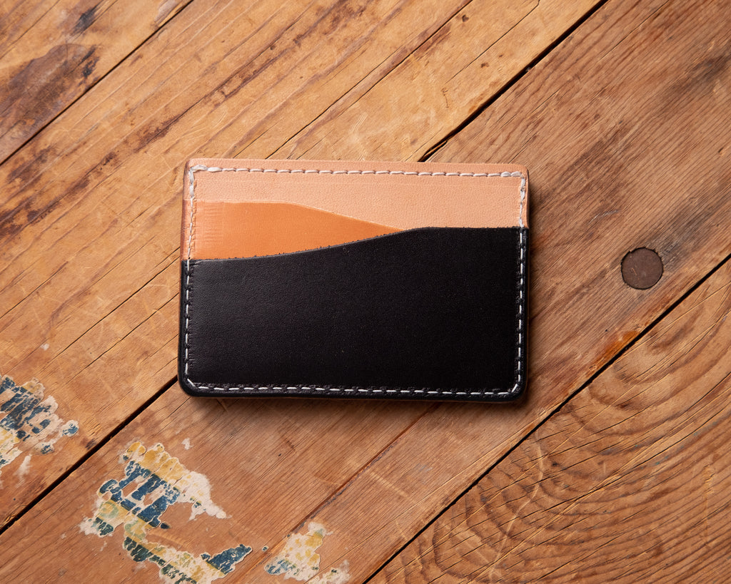 Tanner Goods Natural Remix Journeyman Wallet