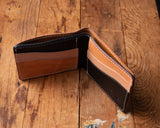 Tanner Goods Natural Remix O/S Utility Bifold Wallet