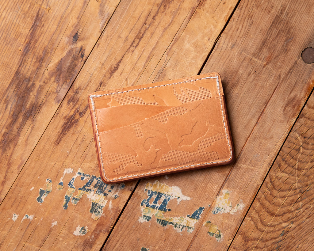 Tanner Goods M/81 Golden Harness Journeyman Wallet