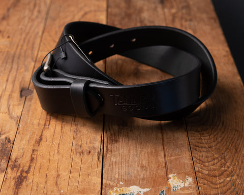 Tanner Goods Standard Belt - Black