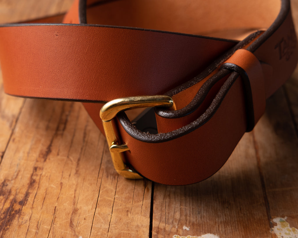 Tanner Goods Standard Belt - Saddle Tan