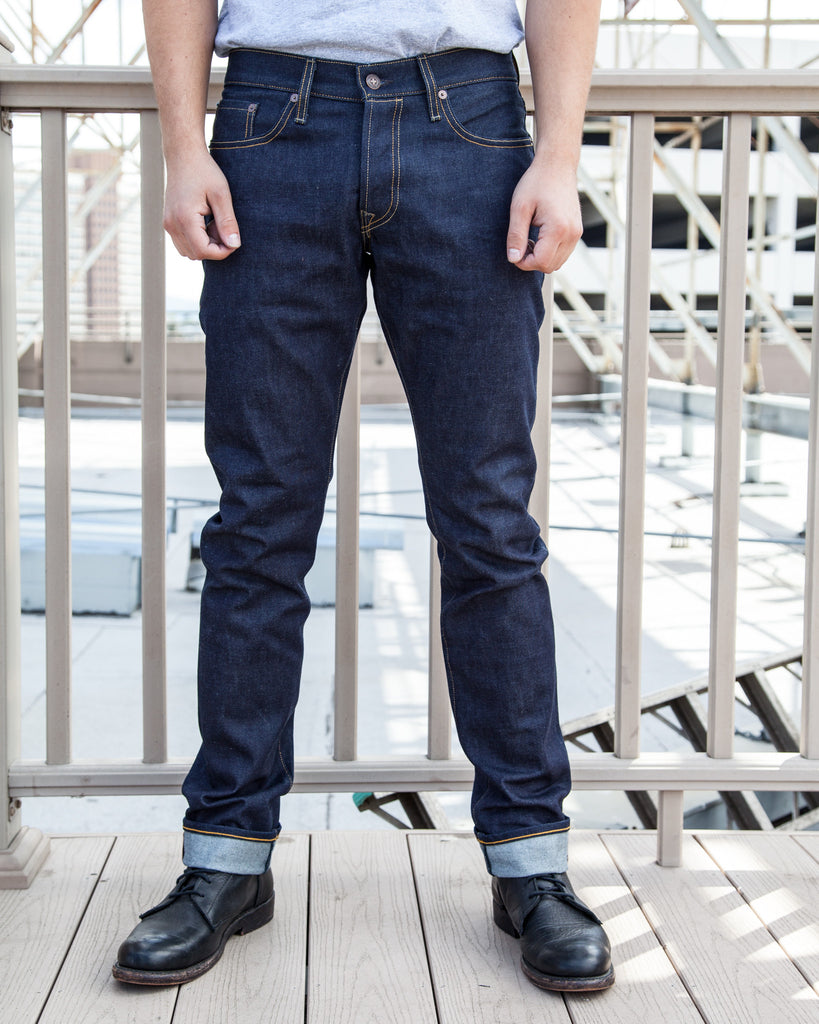 imogene+willie Barton Slim Jeans