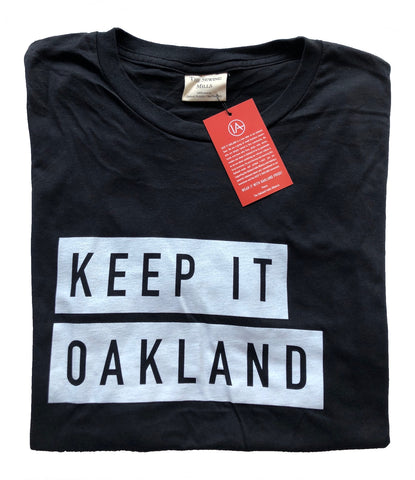Keep It Oakland Tee Shirt