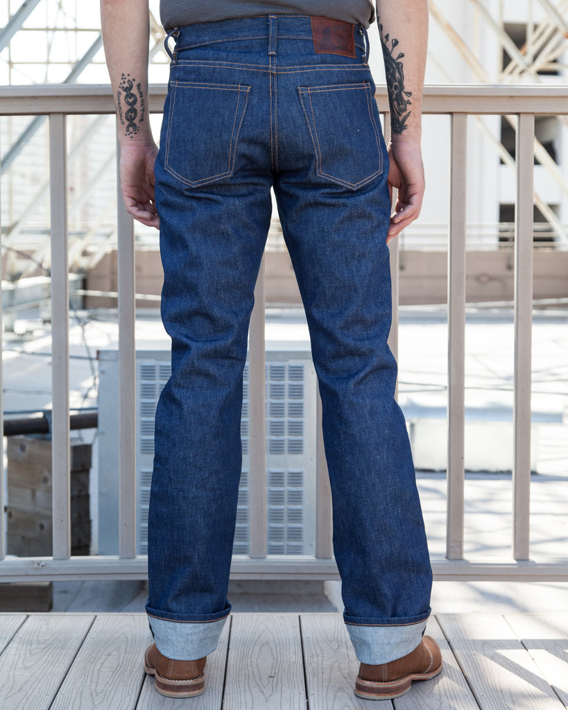 Left Field NYC Greaser Jeans - Collect Mills