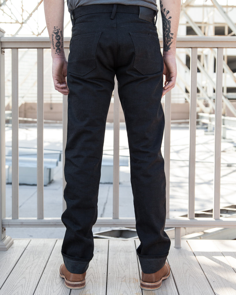 Rogue Territory 'Stealth' SK Black Jeans