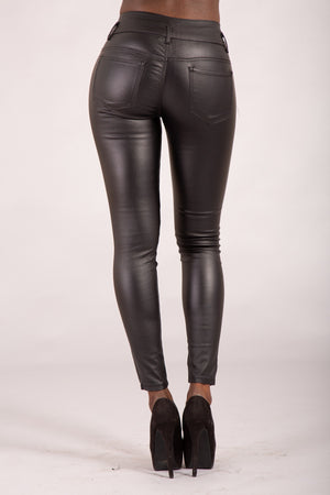 CRAZY LOVER HIGH WAIST LEATHER