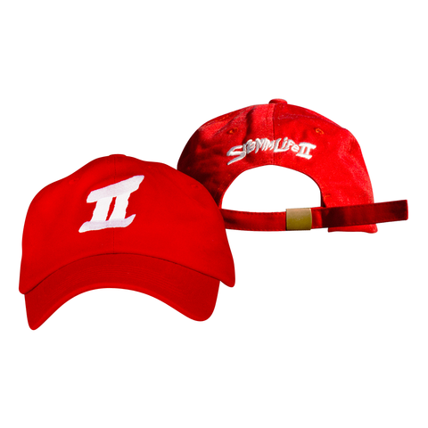 Sremmlife II Red Dad Hat