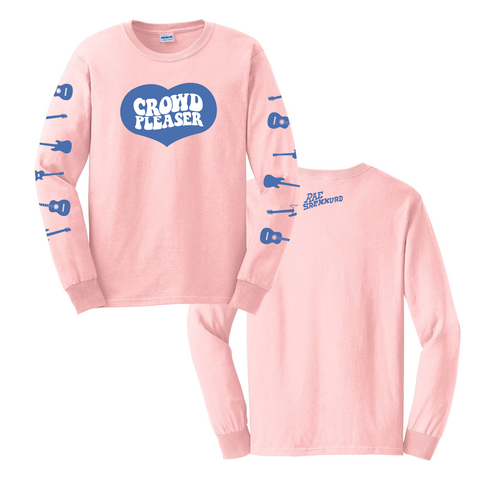 Crowd Pleaser Long Sleeve T-Shirt