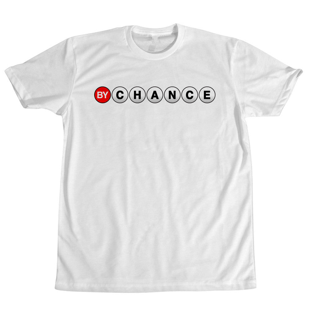 By Chance Cover T-Shirt