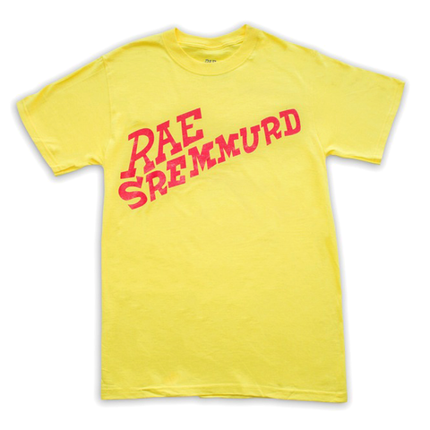 Logo Yellow T-Shirt