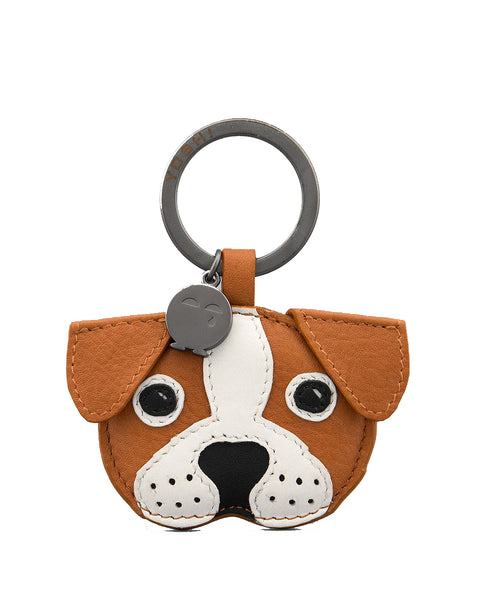 Yoshi Buddy The Dog Leather Keyring