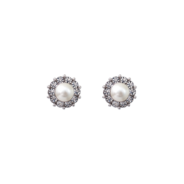 Lily and Rose Miss Sofia Creme Pearl Earrings