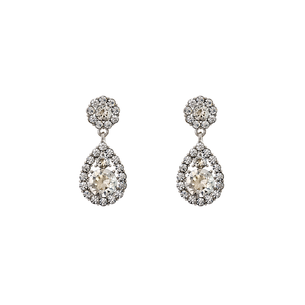 Lily and Rose Petite Sofia Crystal Earrings