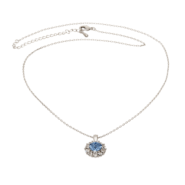 Lily and Rose Sofia Necklace in Light Sapphire