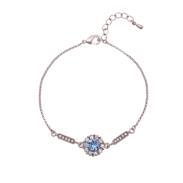 Lily and Rose Miss Sofia Bracelet in Light Sapphire
