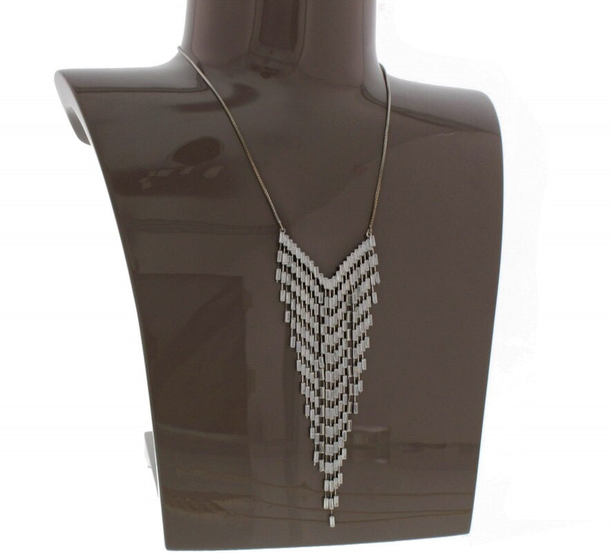 Nour London V Waterfall Necklace