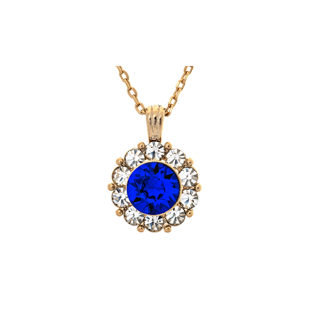 Lily and Rose Sofia Necklace in Majestic Blue