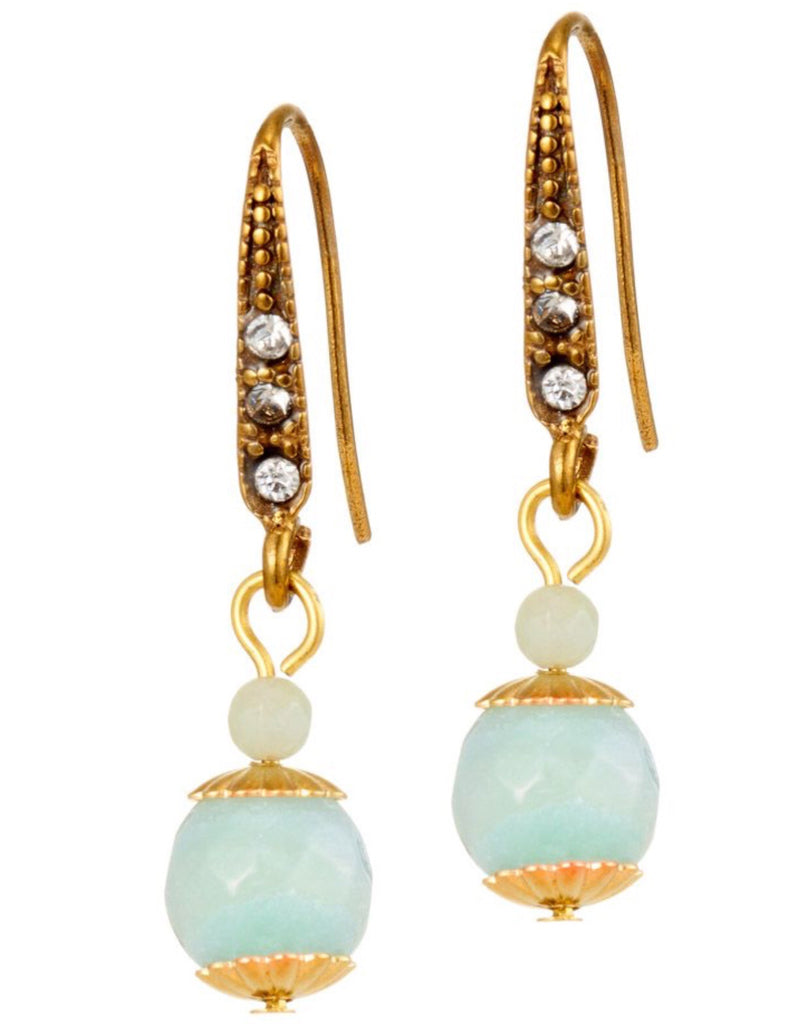 Rosie Fox Amazonite Earrings