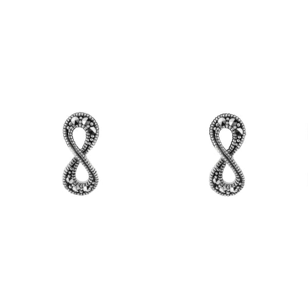 Chicago Infinity Earrings
