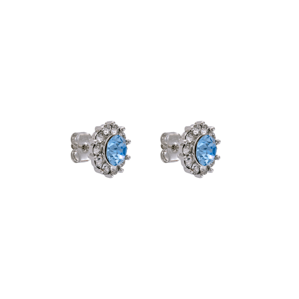 Lily and Rose Miss Sofia Earrings in Light Sapphire