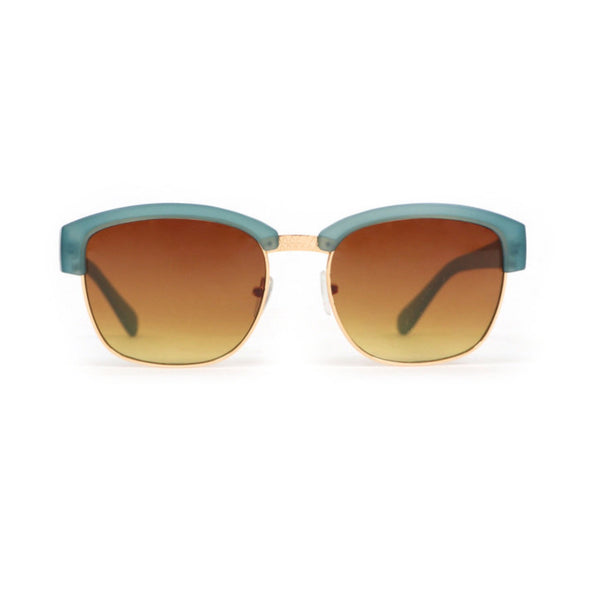 Powder Blue Reese Sunglasses