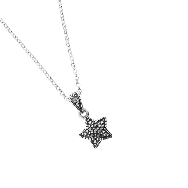 Chicago Star Pendant