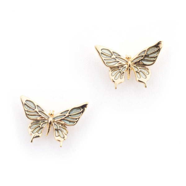 Bill Skinner Butterfly Mini Studs