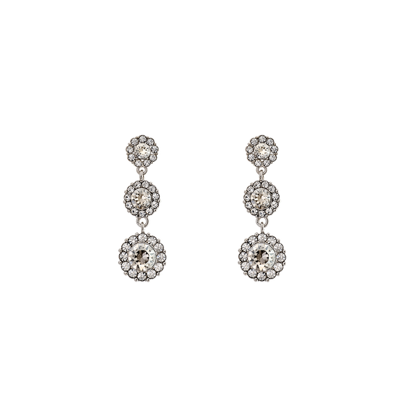 Lily & Rose Petite Sienna Earrings in Crystal