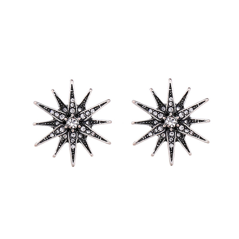 Last True Angel Star Stud Earrings