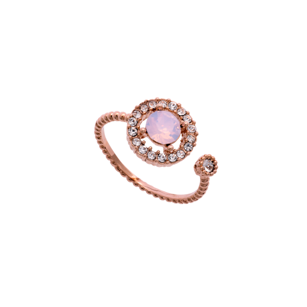 Lily and Rose Miranda Rose Water Opal Ring