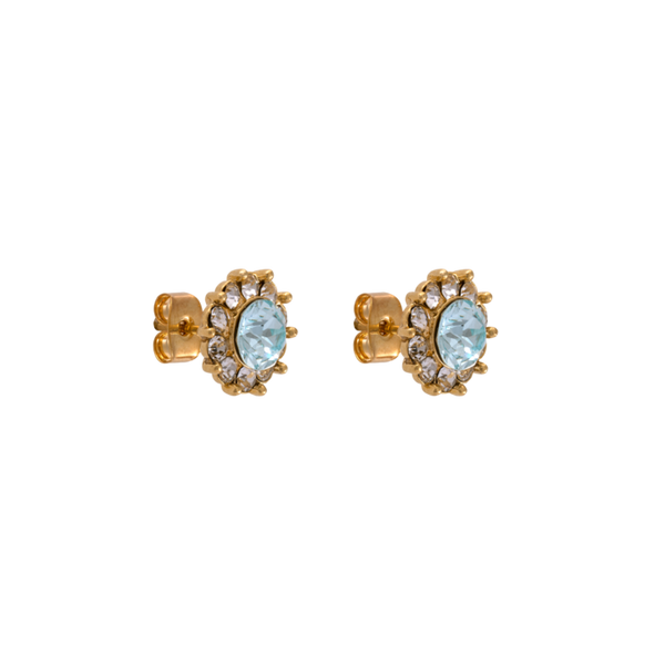 Lily and Rose Miss Sofia Earrings in Light Azure